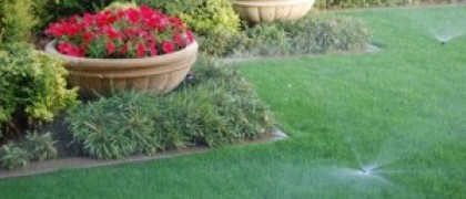 Install A Lawn Irrigation System