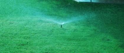 Irrigation Controller – Rain Delay