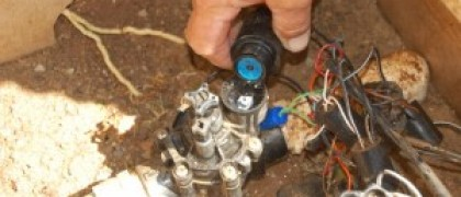Irrigation Control Valve – Diagnosis & Repair