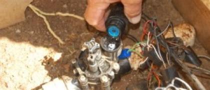 Irrigation Control Valve – Diagnosis & Repair