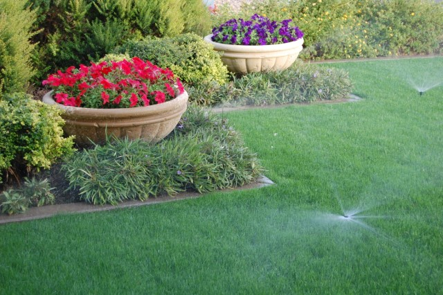 Image Result For Above Ground Sprinkler System Kit
